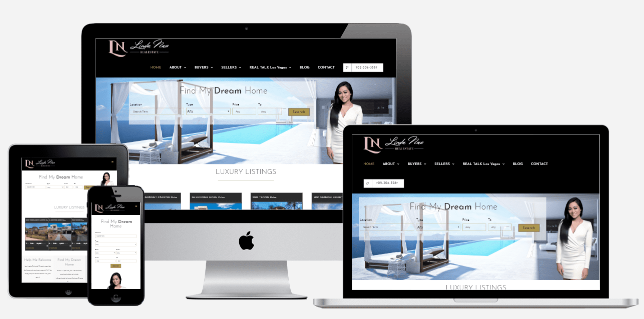 WordPress, IDX Website